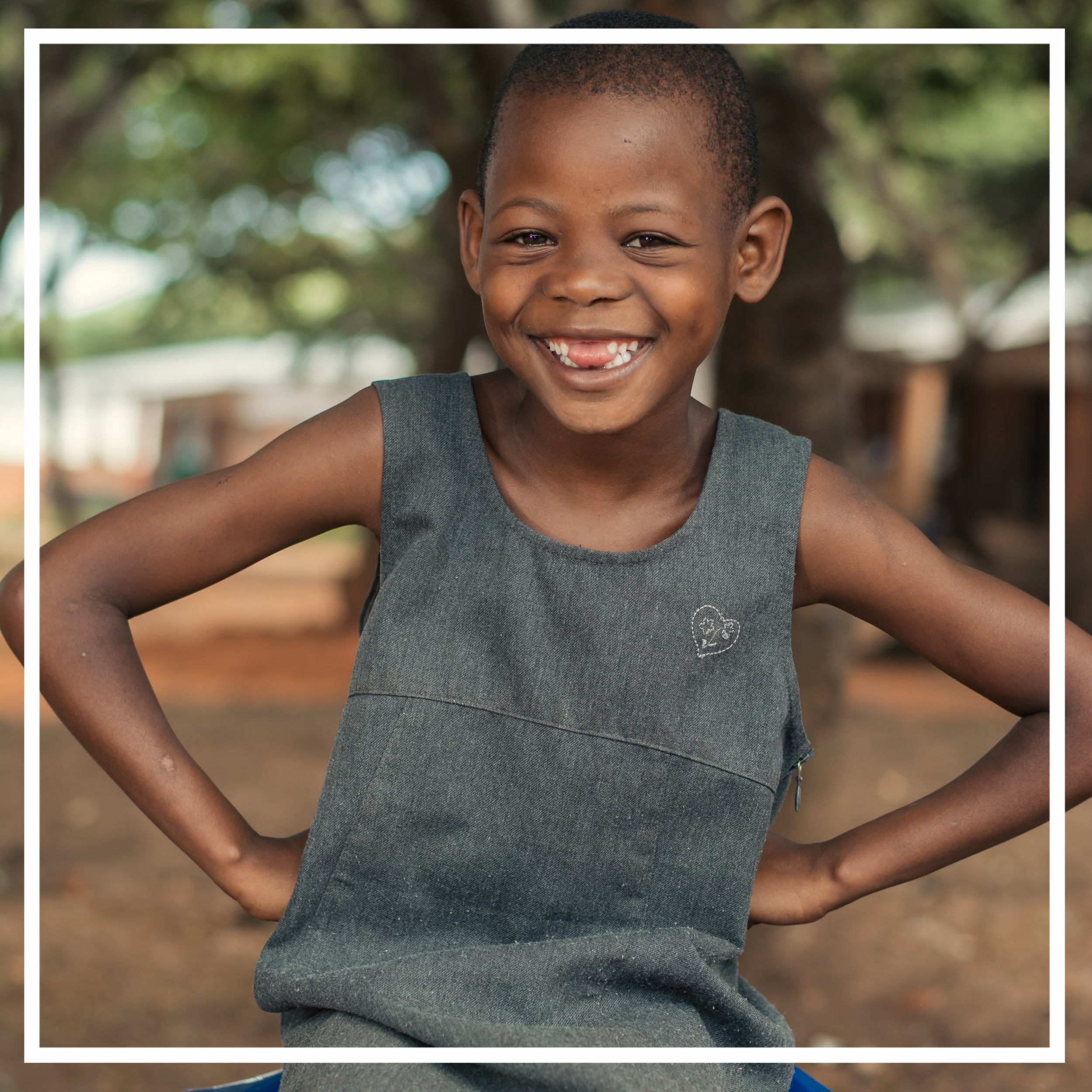 Join our community support efforts.  - Sponsor a child and change a life.