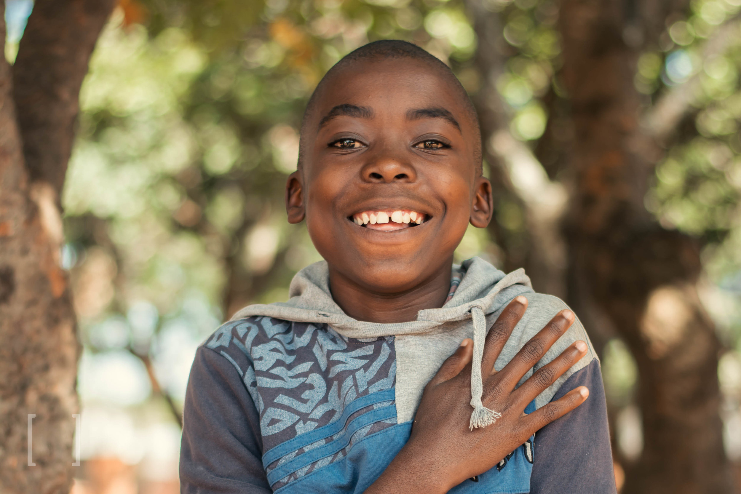 Hezekia - Hezekia came to the orphanage in 2005, when he was just one day old. Every Sunday he sings in the church choir. Hezekia likes playing with friends and wishes to become a doctor one day. Shower Hezekia with some affection and become his sponsor!