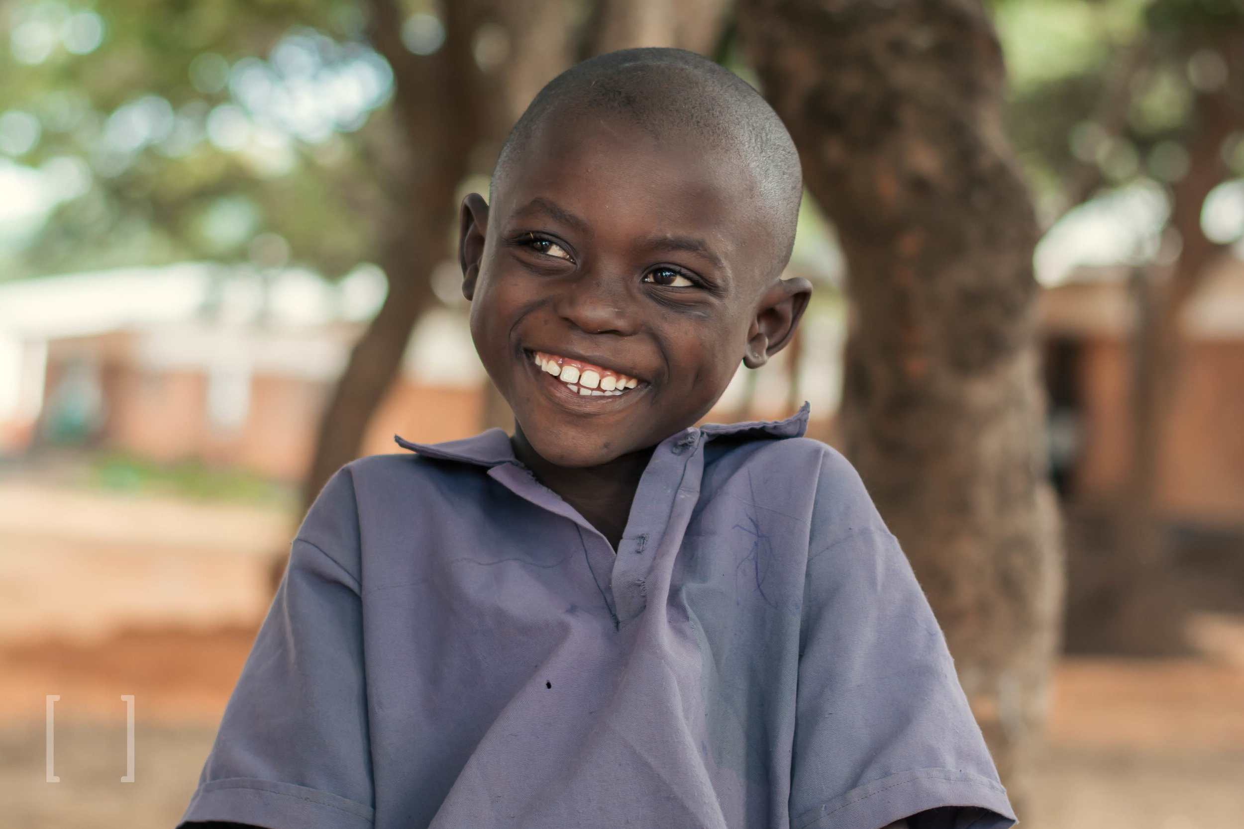 Lackson - Lackson came to the orphanage at 6 years old following the death of his father in a tragic car accident. Despite his circumstances, he is thriving. Lackson loves playing with friends and singing songs. Show him some love and become his sponsor!