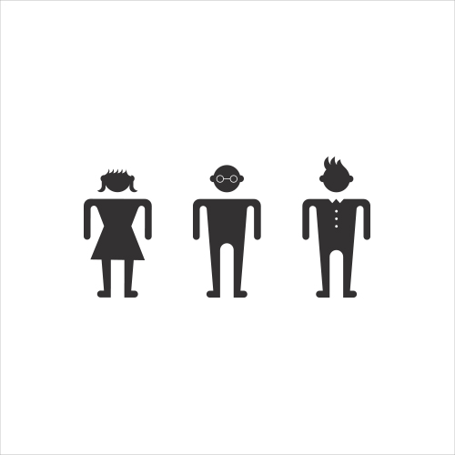 60 Frames  Pictogram Design, 2016