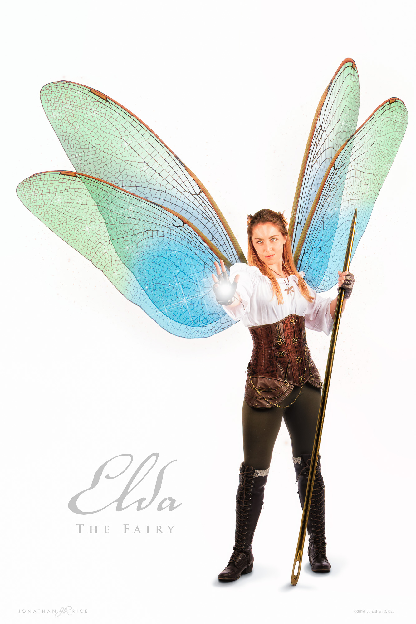 Elda the Fairy's Poster