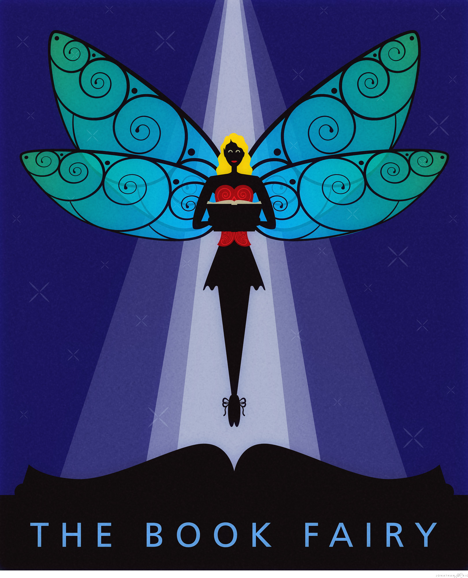 The Book Fairy
