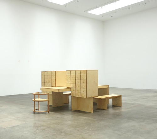 A.L. Steiner,  Come & Go , 2015, installation view