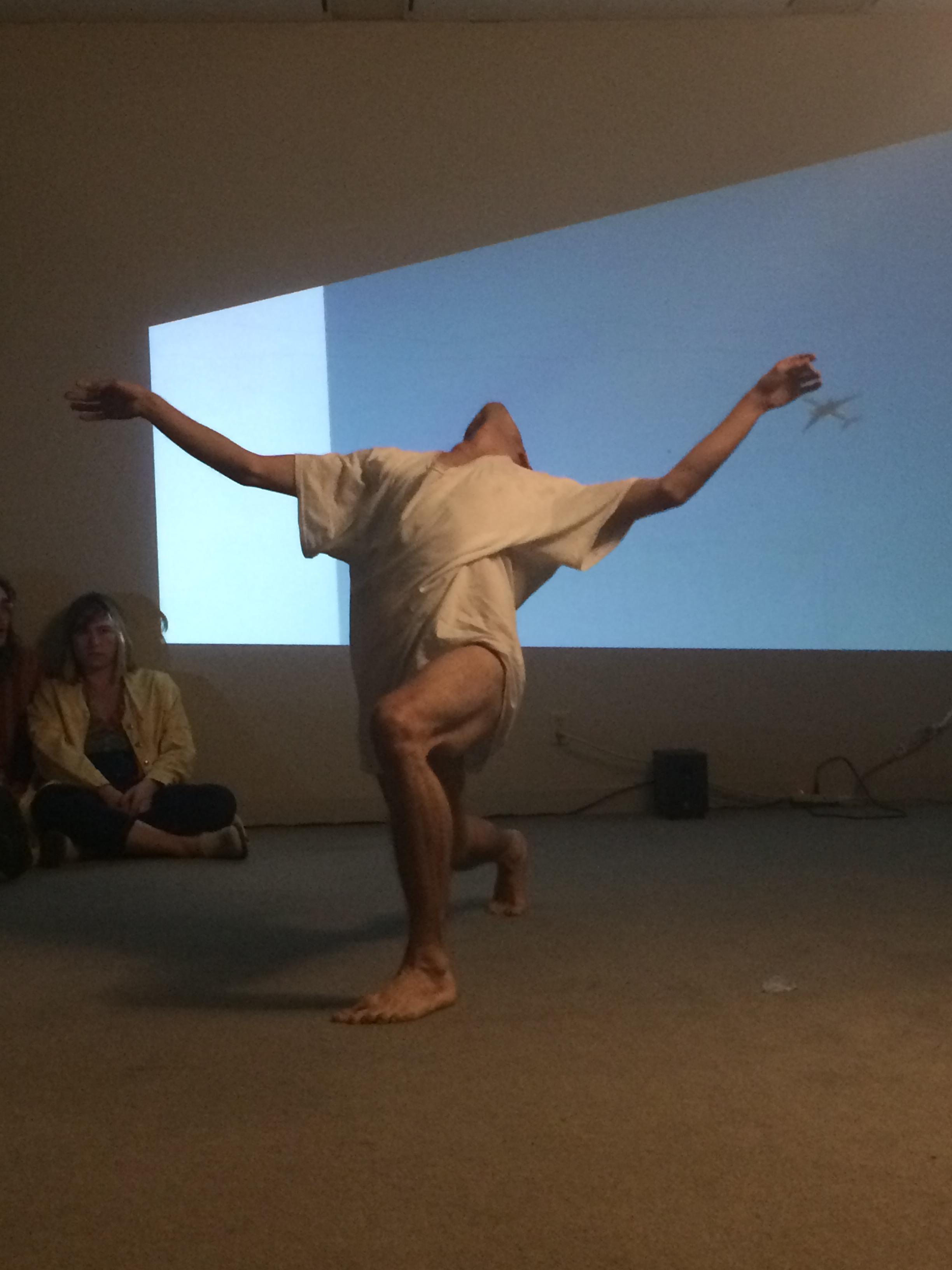 Jos McKain, performance documentation