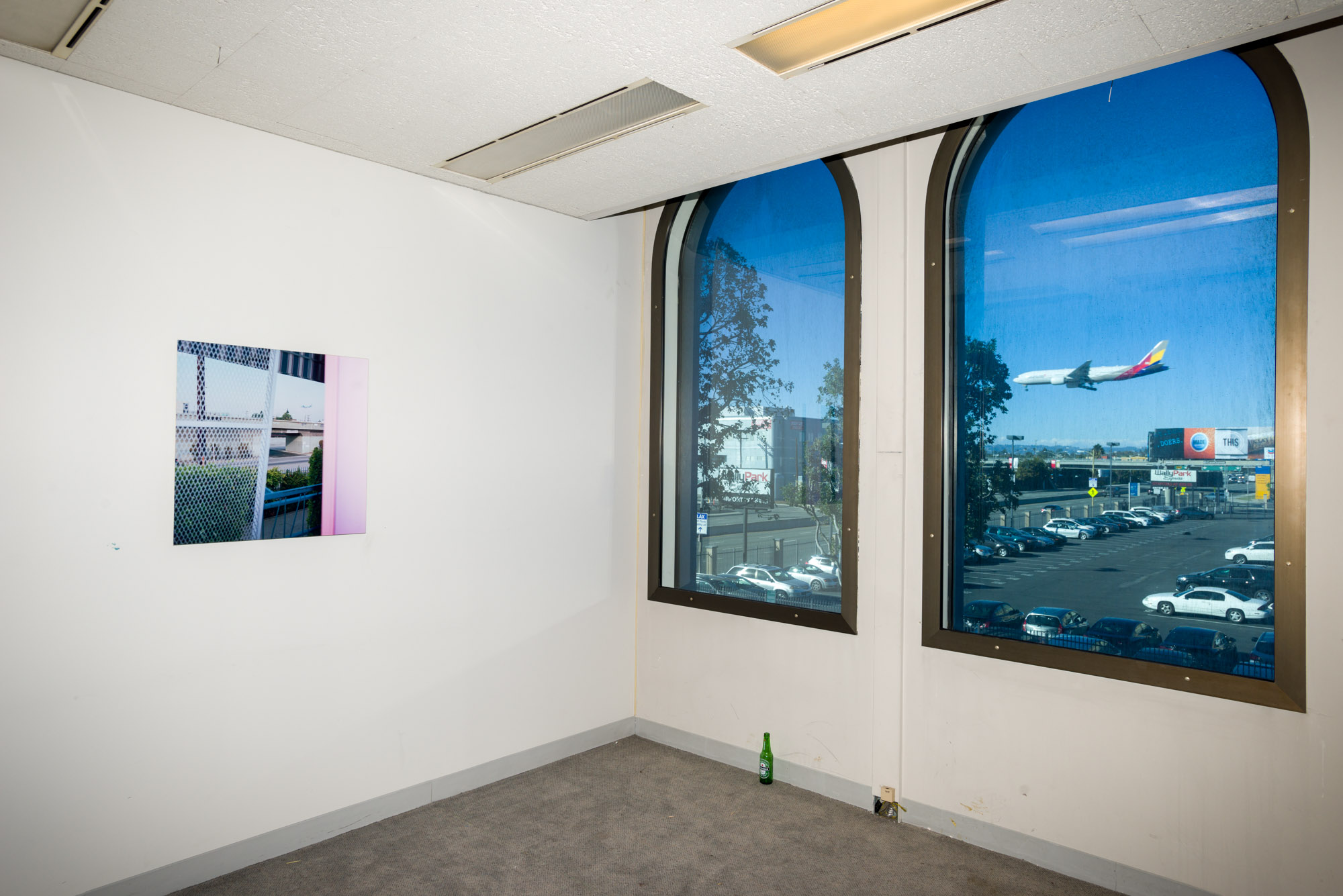 Zoe Crosher, installation view