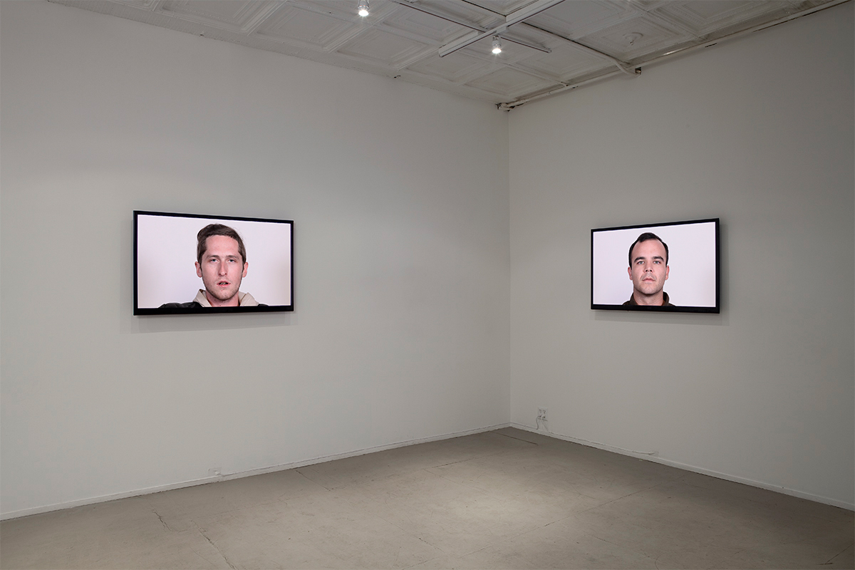 Xavier Cha, untitled exhibition, installation view, 2013  47 Canal, New York