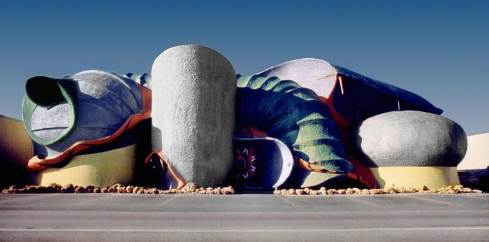Chayo Frank, AmerTec Building, Hialeah, Florida, 1969
