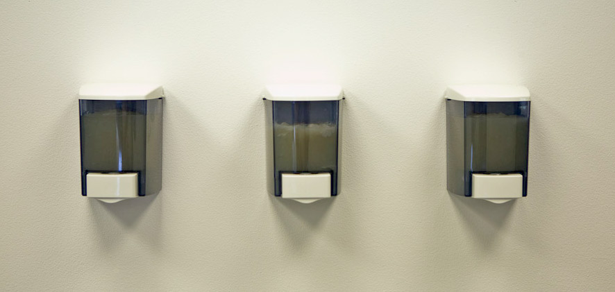 Josh Kline,  Share the Health (Assorted Probiotic Hand Gels) , 2011