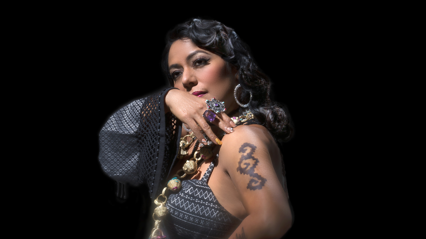6. Lila Downs -
