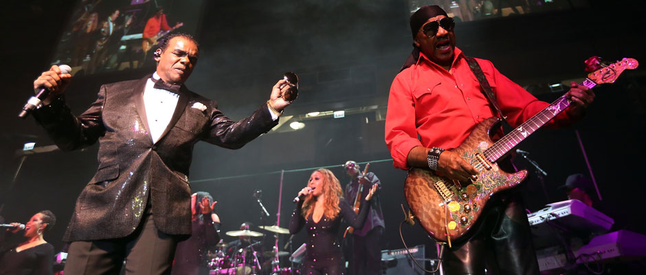 9. The Isley Brothers -
