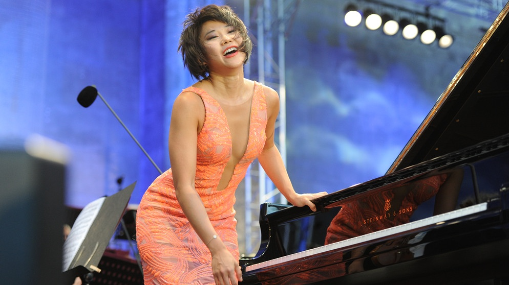 13. Yuja Wang & the NSO -