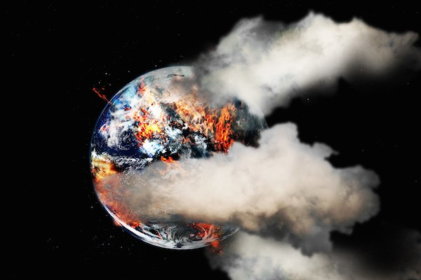 How nuclear war would affect the world climate Photo by Getty Images