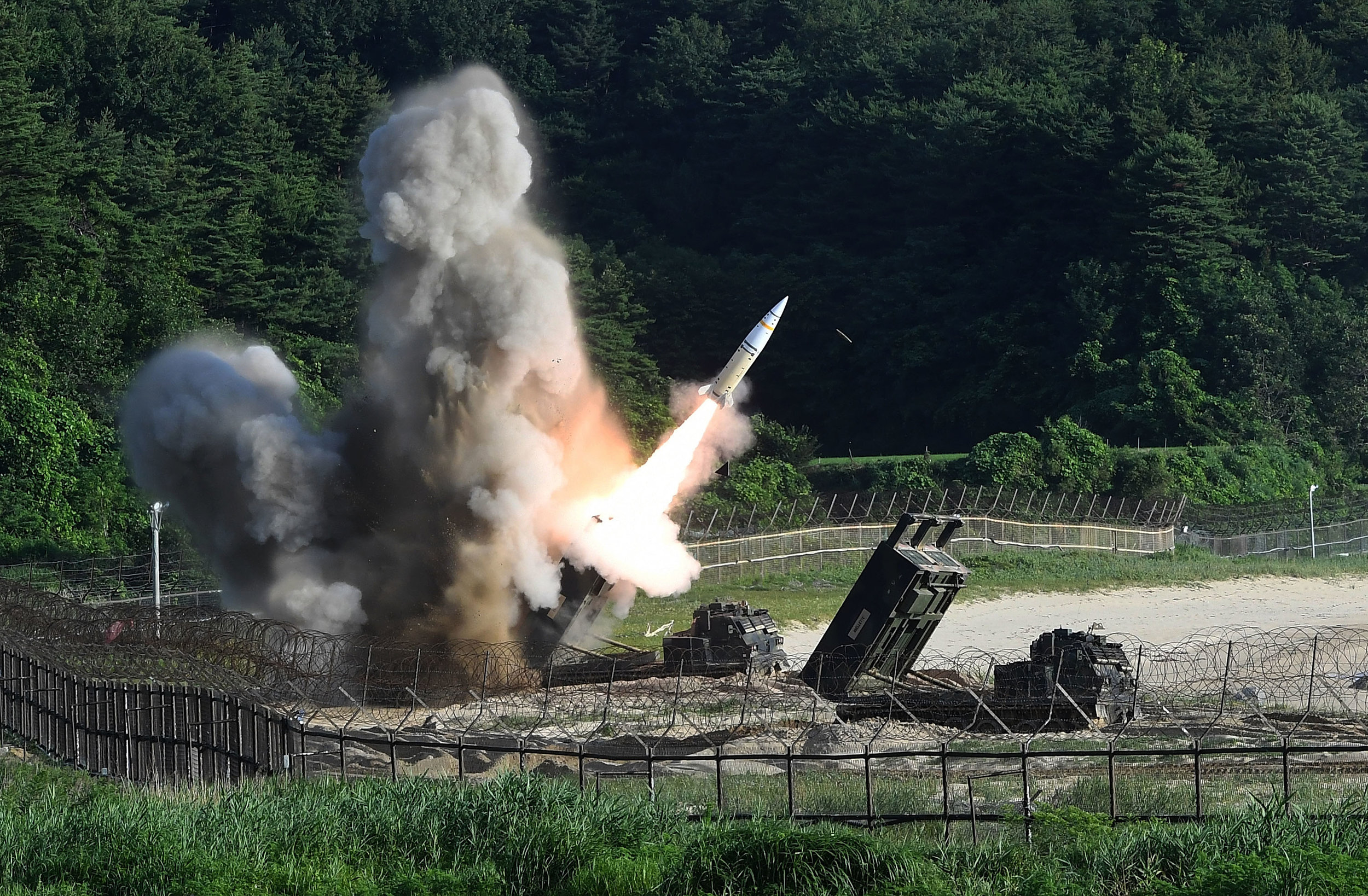 Former Secretary of Defense William J. Perry on North Korea Photo by Handout/Getty Images