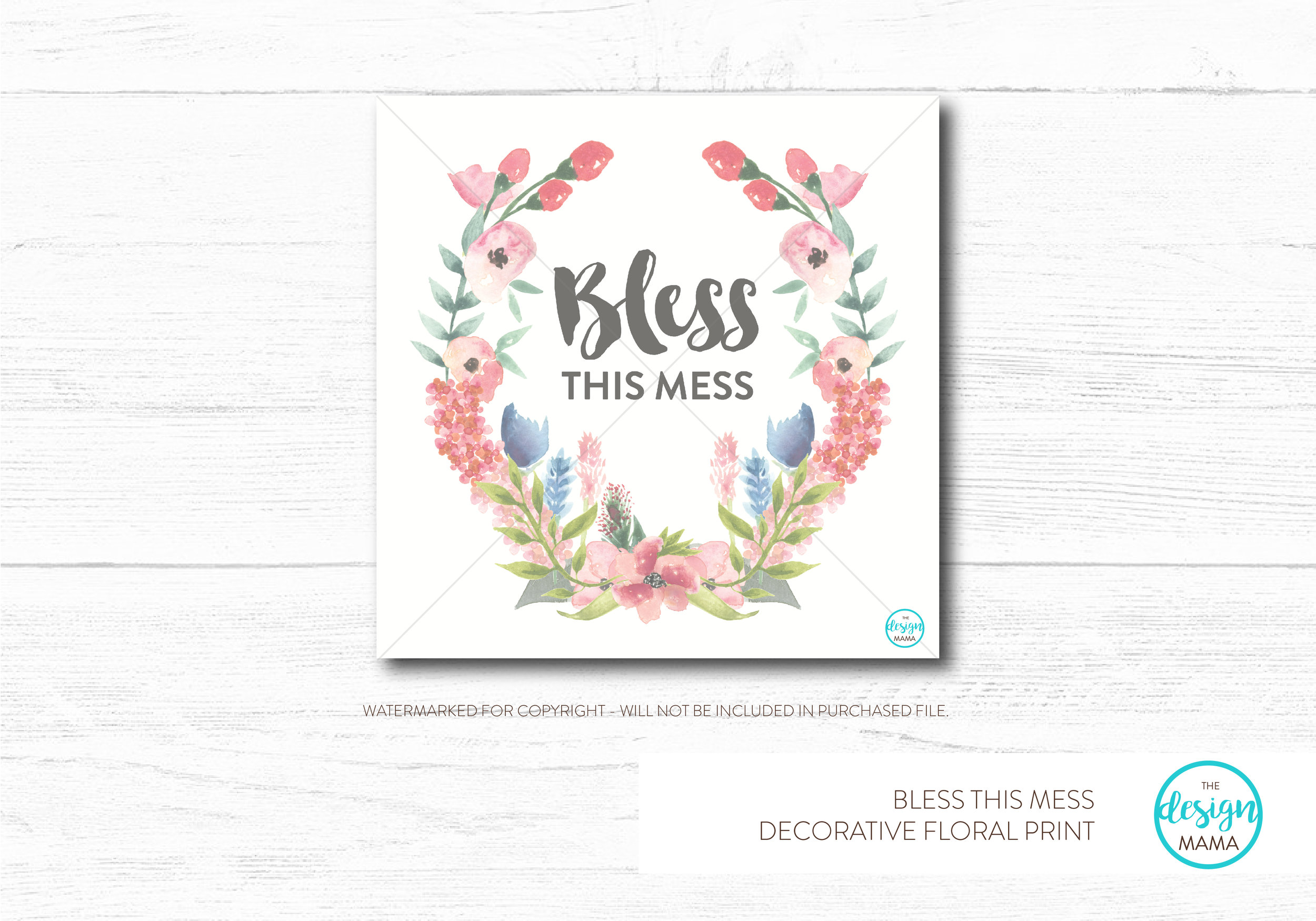 NEW - BLESS THIS MESS