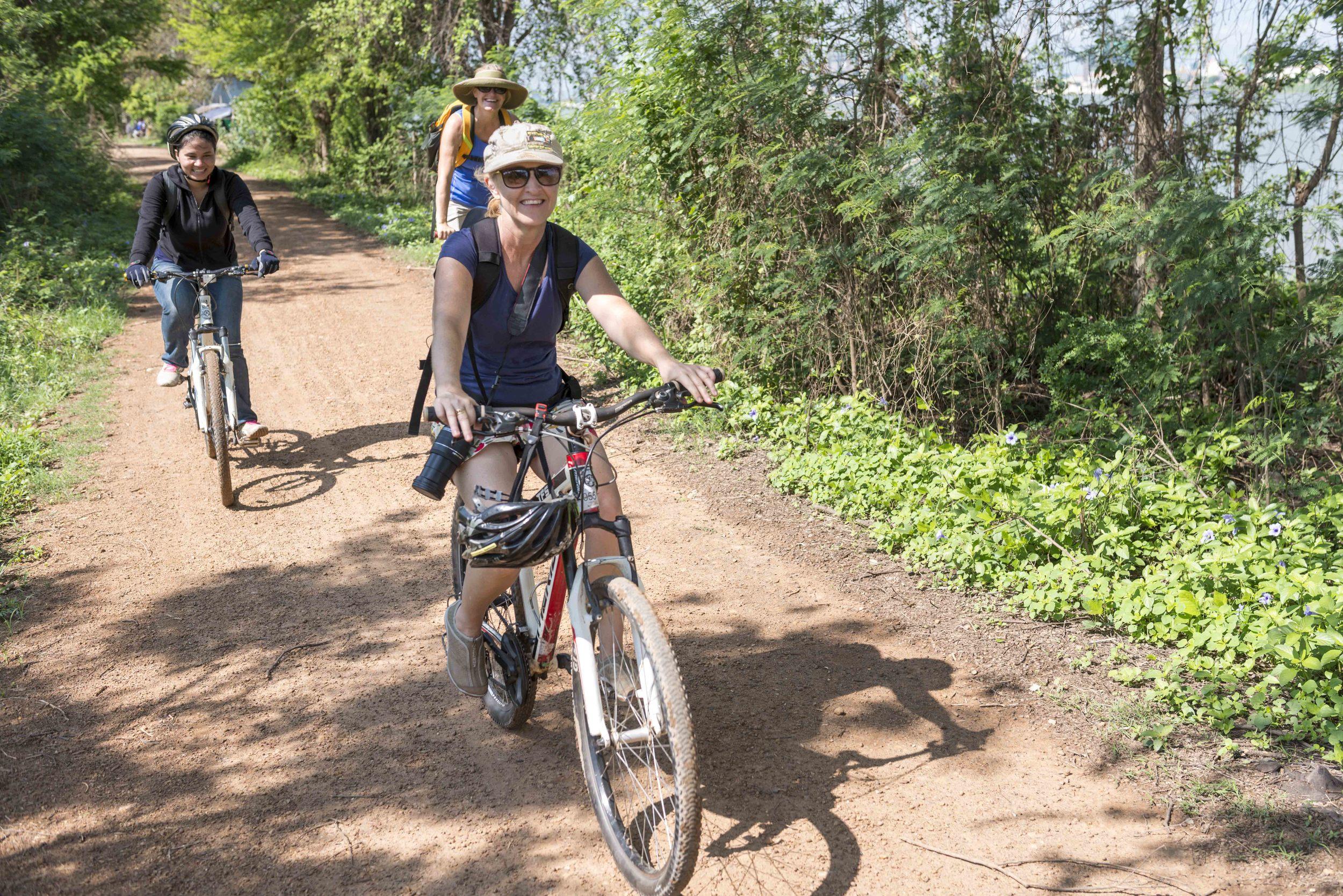 Silk Island Bike Tour