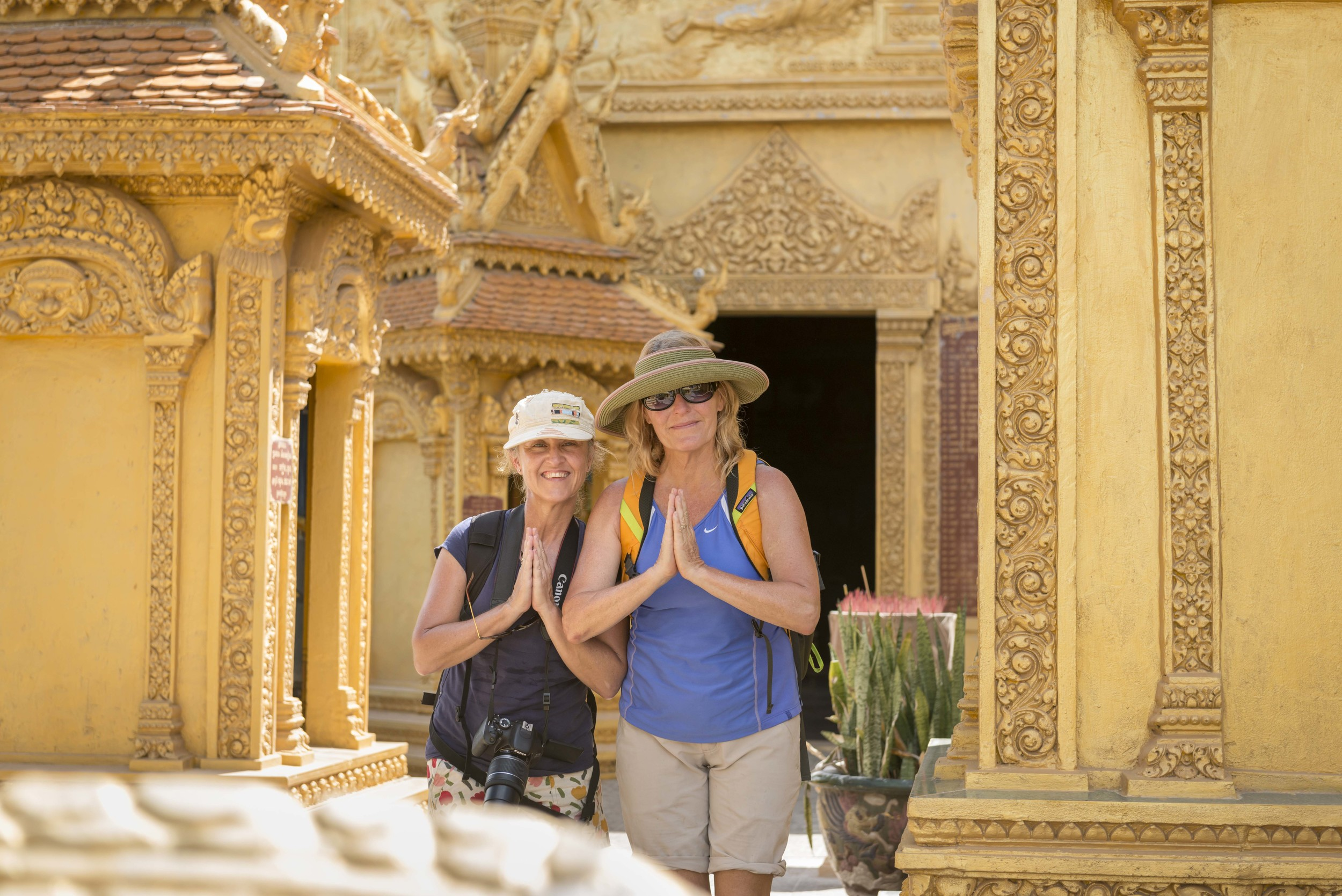 """ We had the best day. It was so great to get such an in-depth look at Khmer culture"" - Asha, Australia"