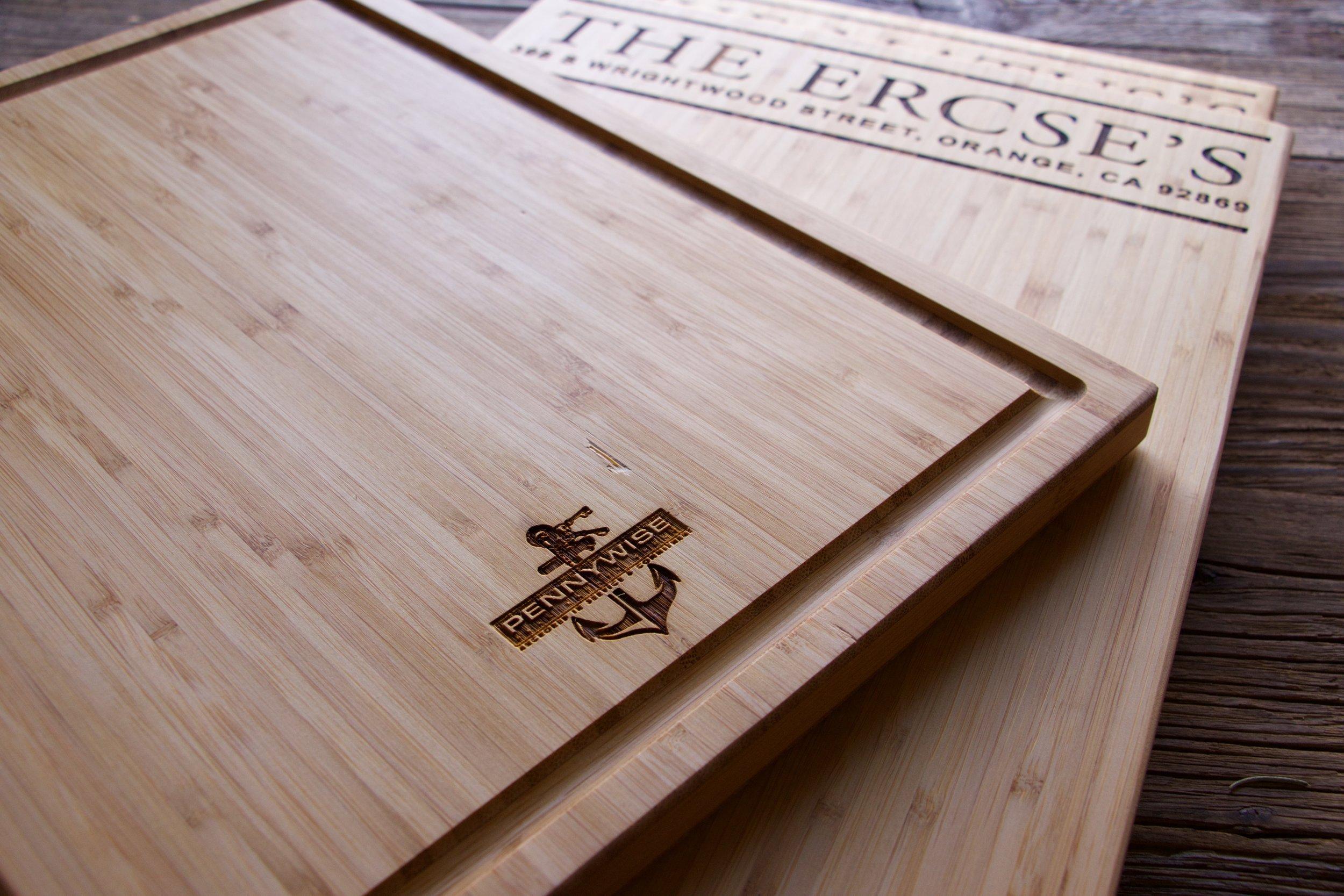 Closing Gift Cutting Board