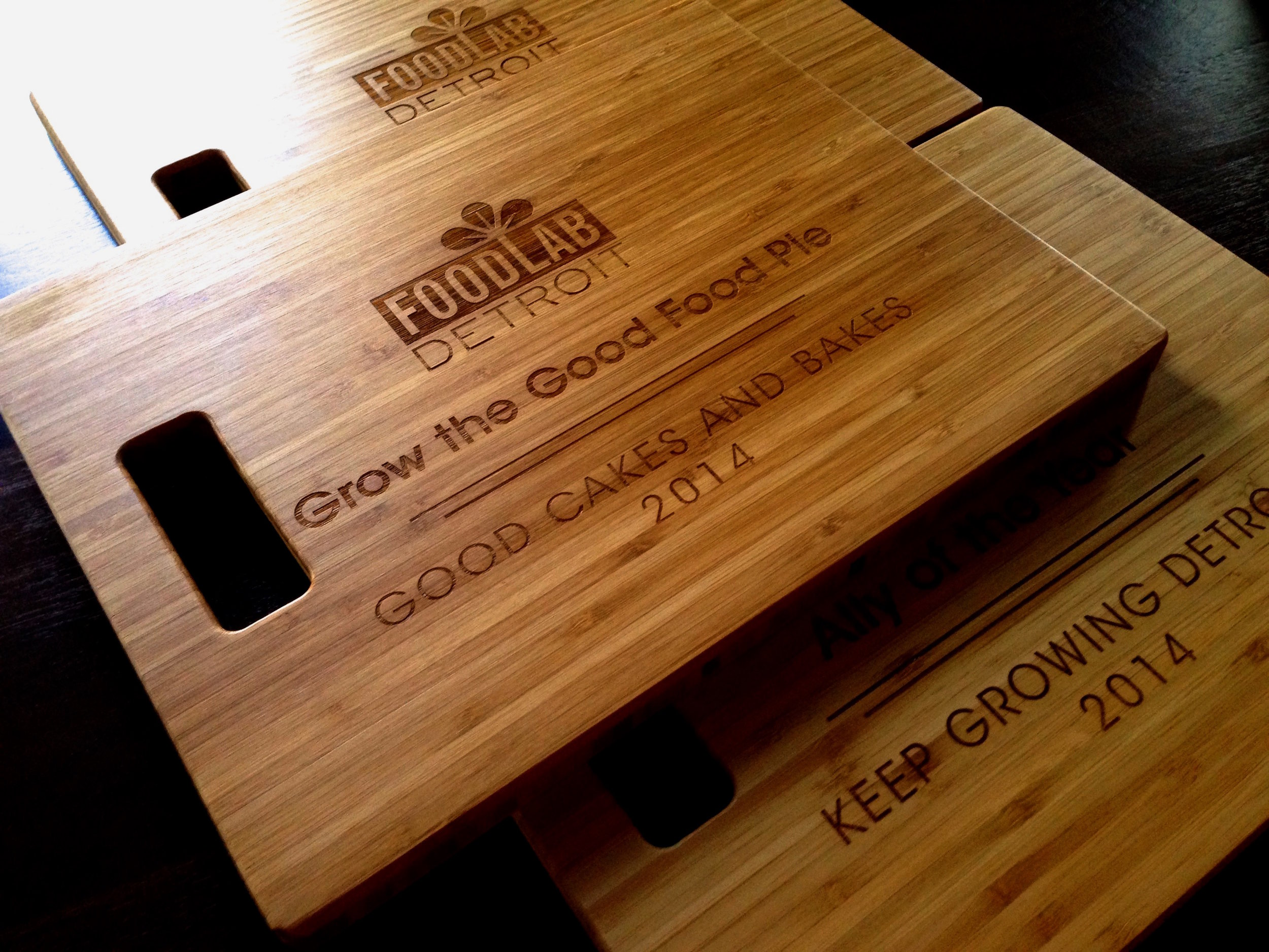 Cutting Board Awards