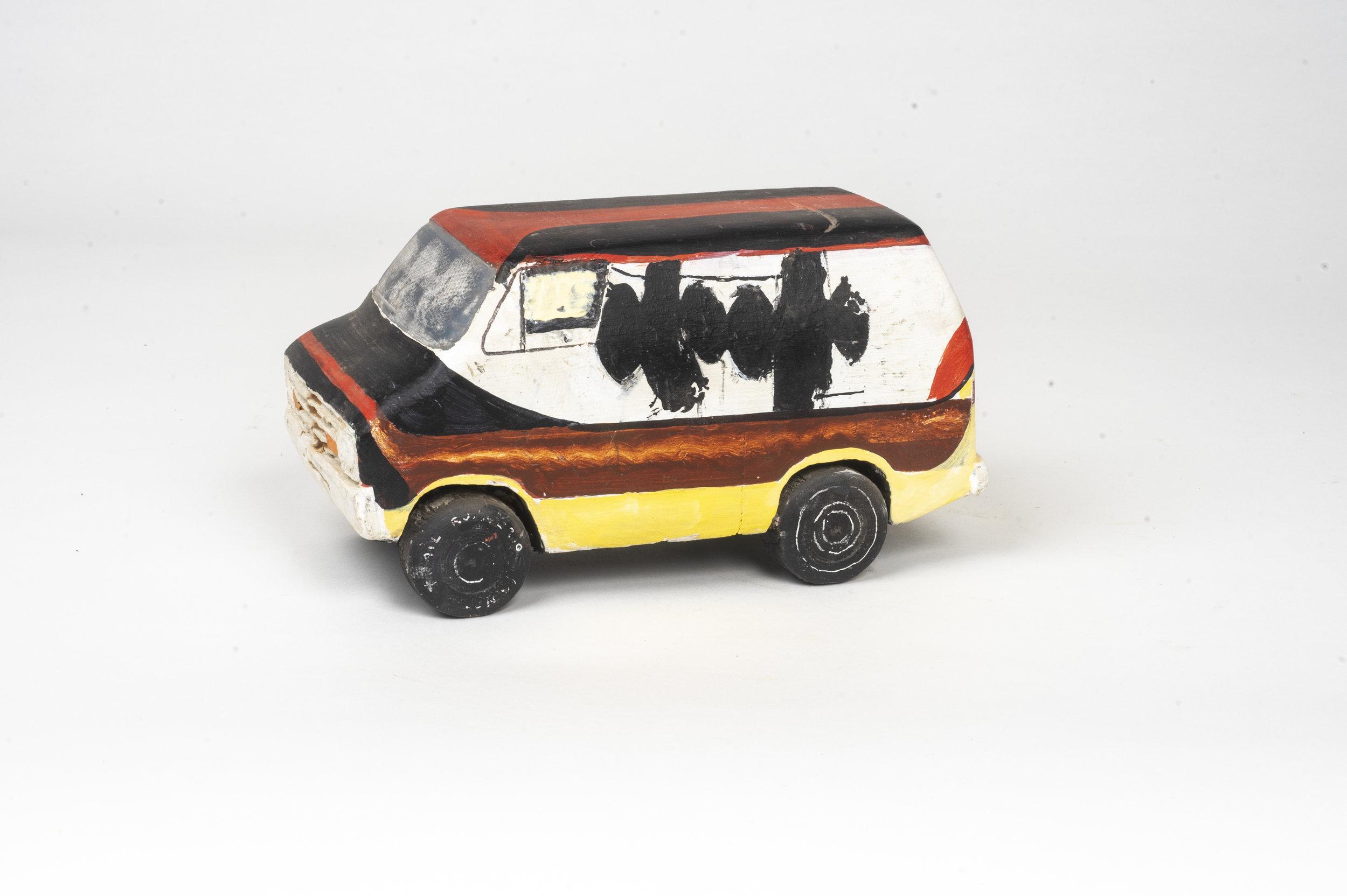 Motherwell Van