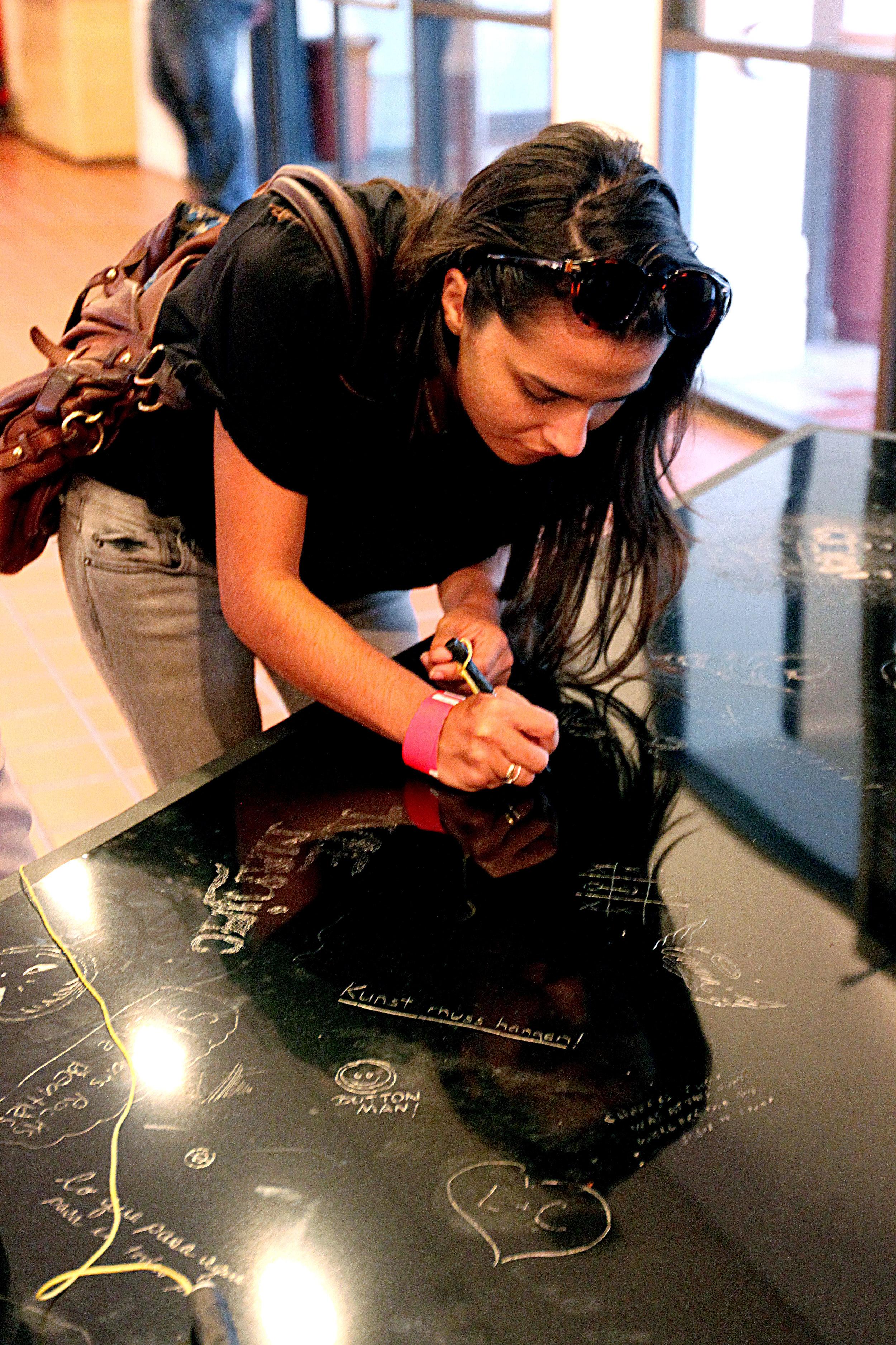 Participation, Miami Art Museum, Miami, FL . 2010