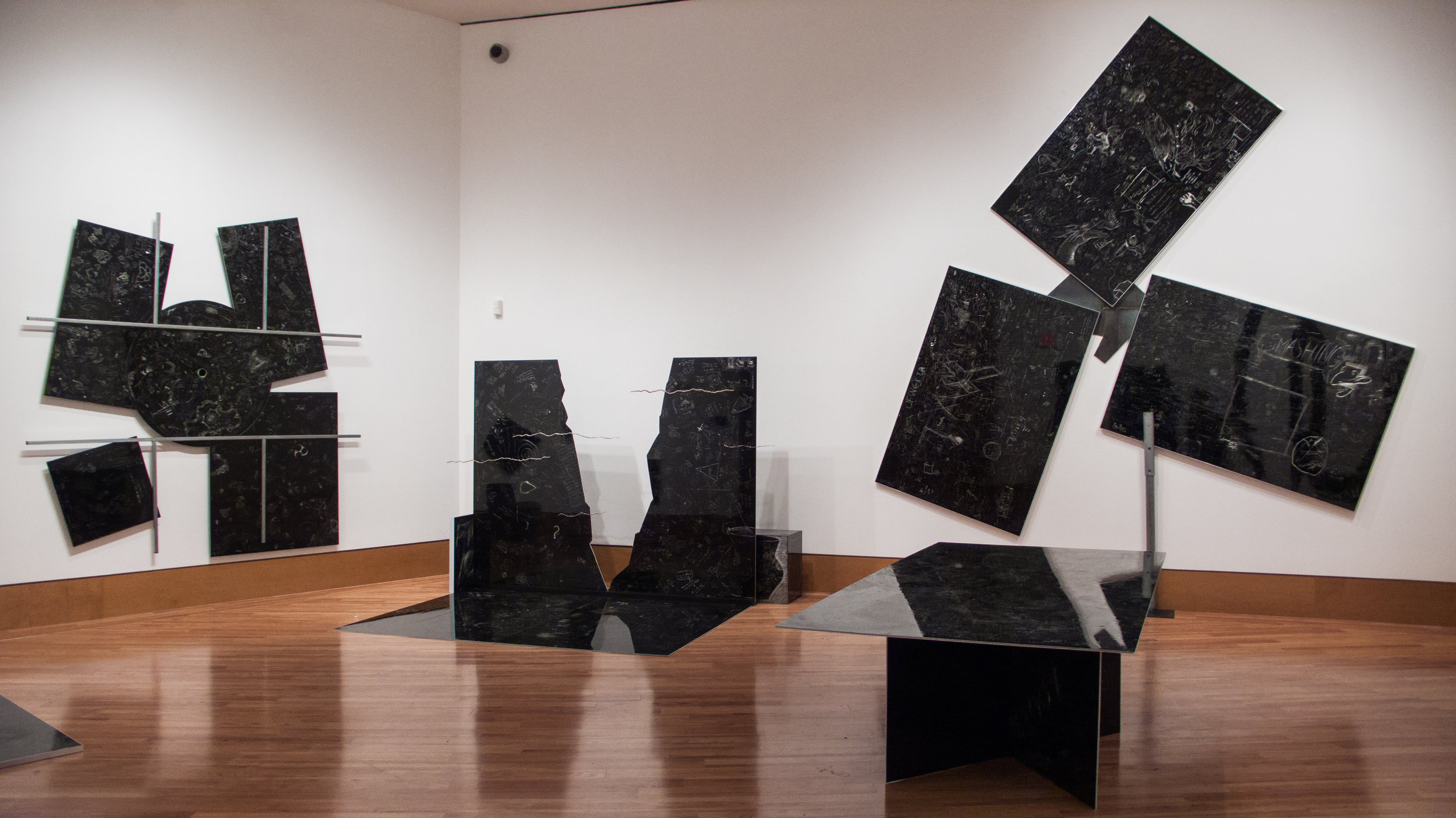 Installation viewPatricia and Phillip Frost Art Museum -