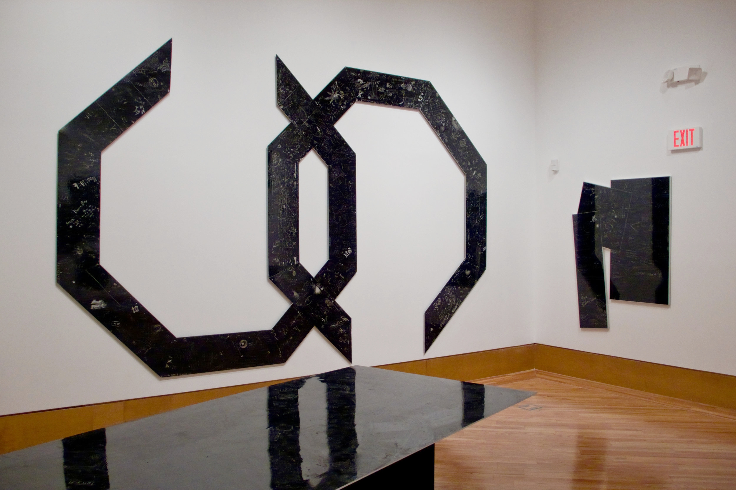 Stereotypes, Dreams and Existentialism, 2012 Installation viewPatricia and Phillip Frost Art Museum -