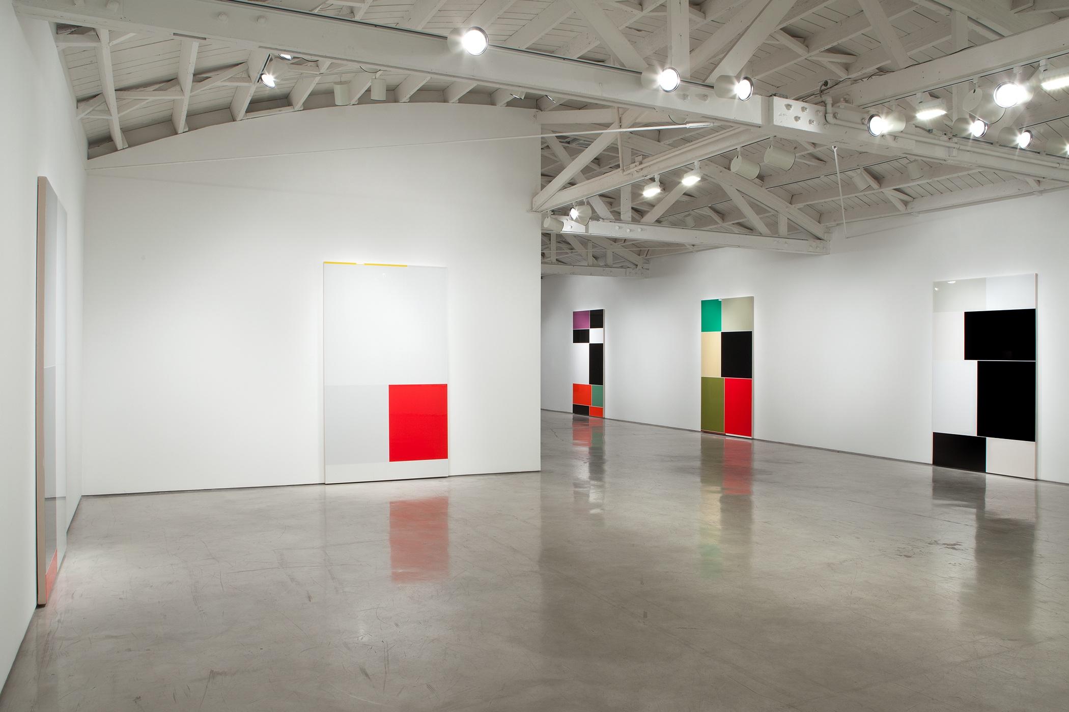 Intervals - Solo Exhibition at Moran Bondaroff