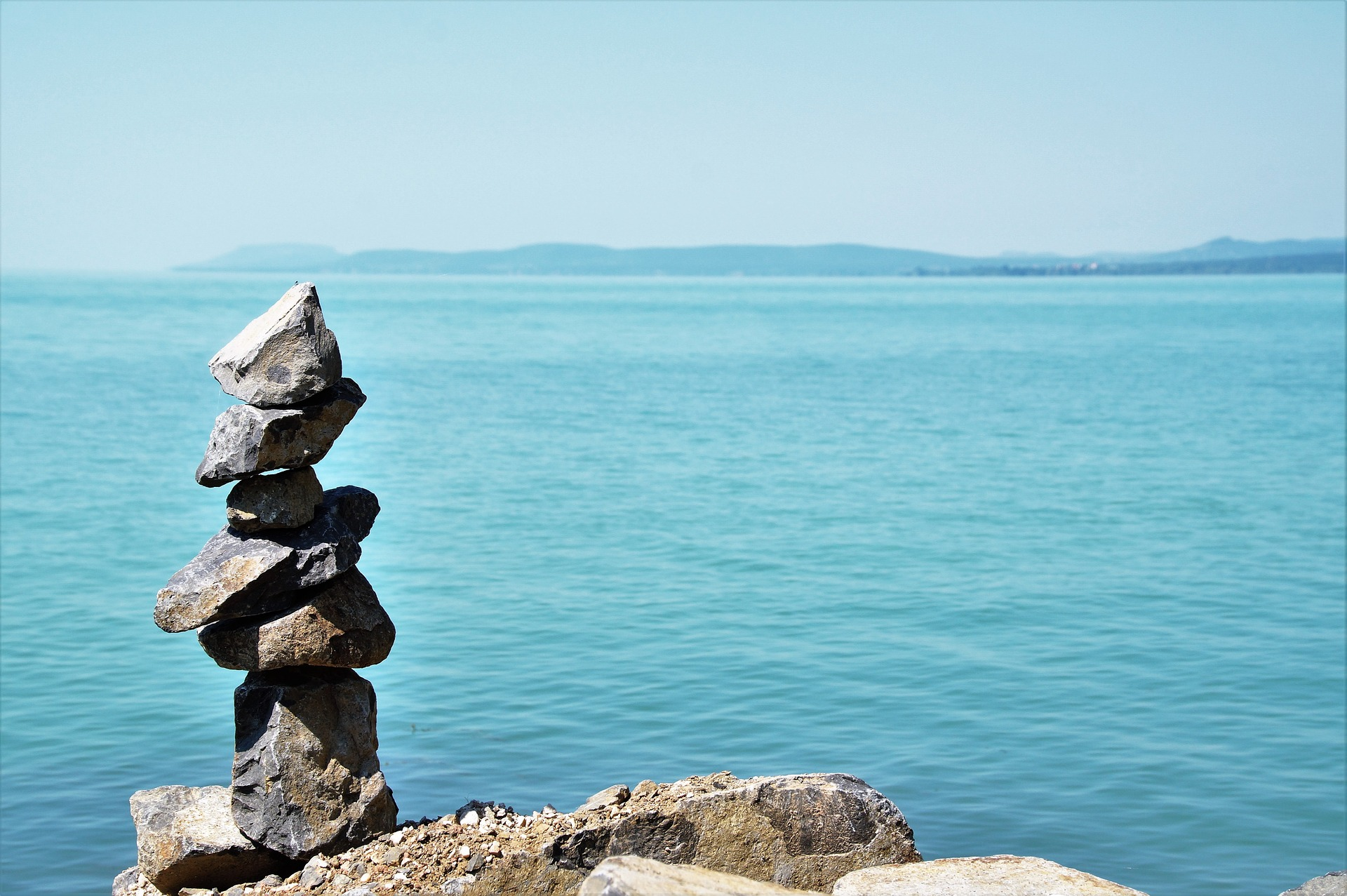 How can you achieve Balance without knowing the Foundation on which you stand?