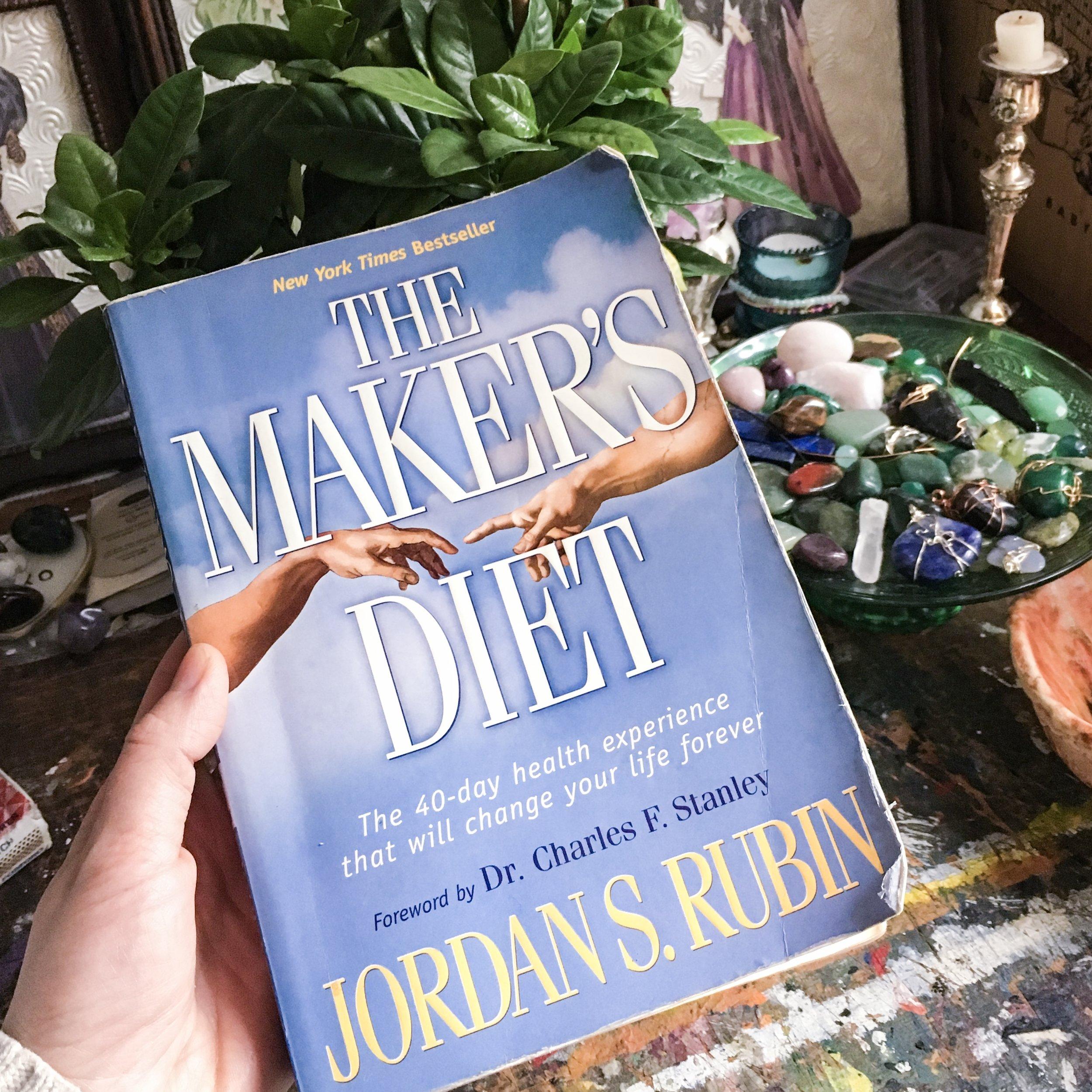 The Maker's Diet by Jordan Ruben