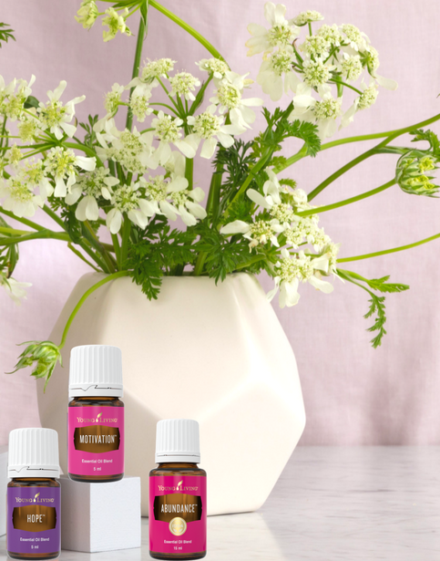 Essential Oils to Overcome Fear