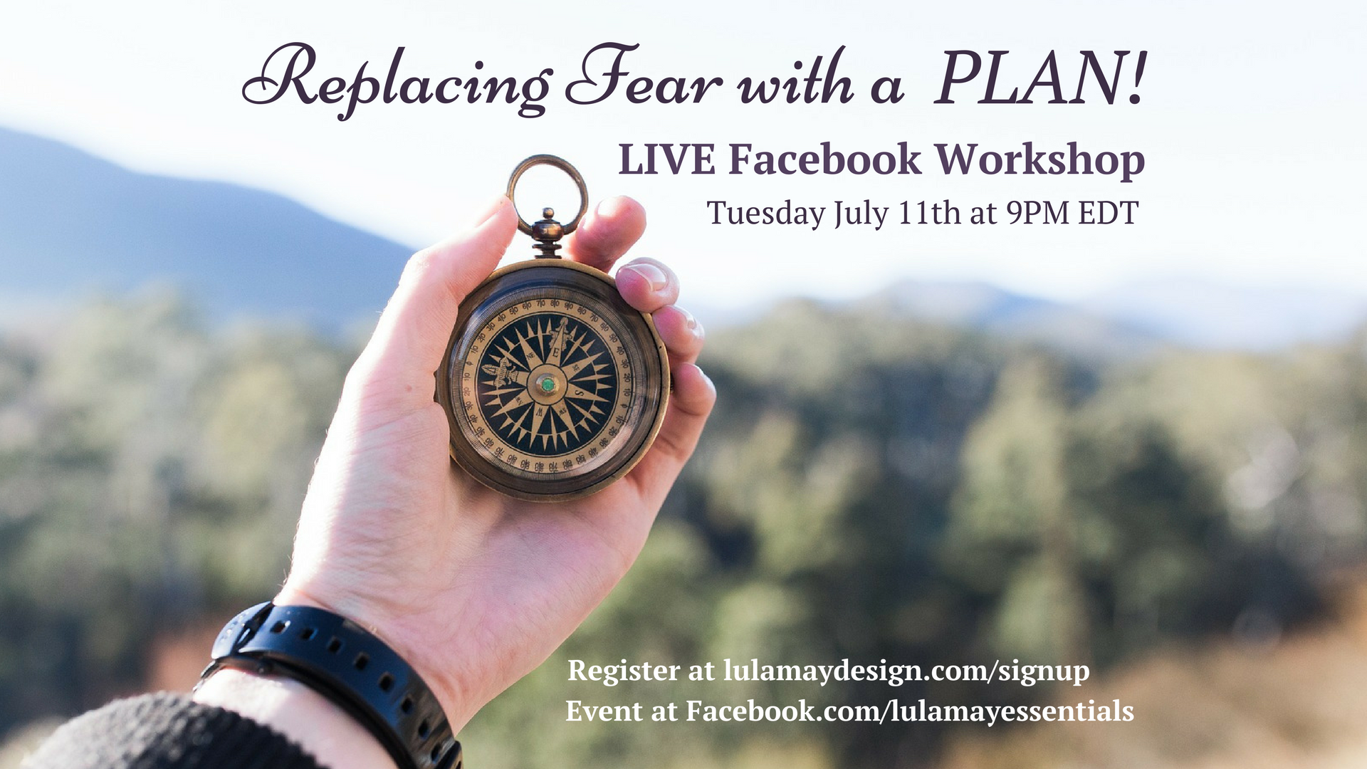 Replacing Fear with a Plan
