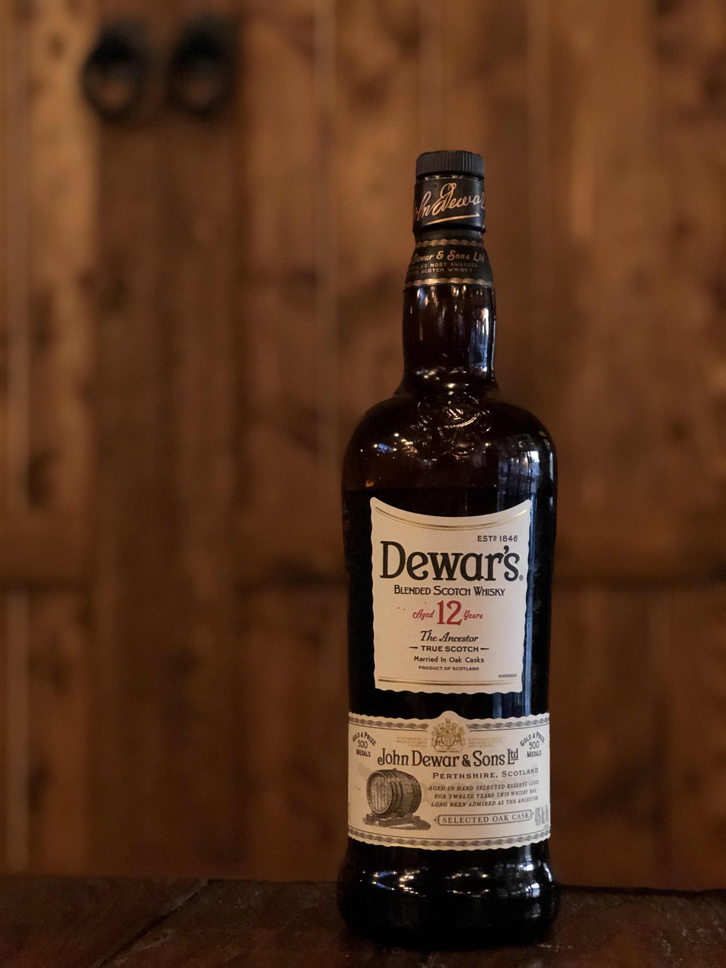 "We are thankful for whiskey, today and everyday  . . On this Whiskey Wednesday, we are thankful for Dewar's Blended Scotch Whiskey. Married in oak casks and aged for 12 years, this is whiskey has been ""double aged for extra smoothness"".  Flavor Notes are as follows: ""Honey, homemade candy apples, and fudge. Warm, buttery, and mellow. Juicy raisins and fresh citrus, with subtle vanilla. Clean, full, and lively. RICH Melted caramel with a trace of oak. Rounded, smooth, and long."" -Dewar's  Today at Beer Baron we are having a Drinksgiving Celebration! From 2-7pm select beers will be happy hour priced ($3 per beer!) Come enjoy the night before Thanksgiving with us!"
