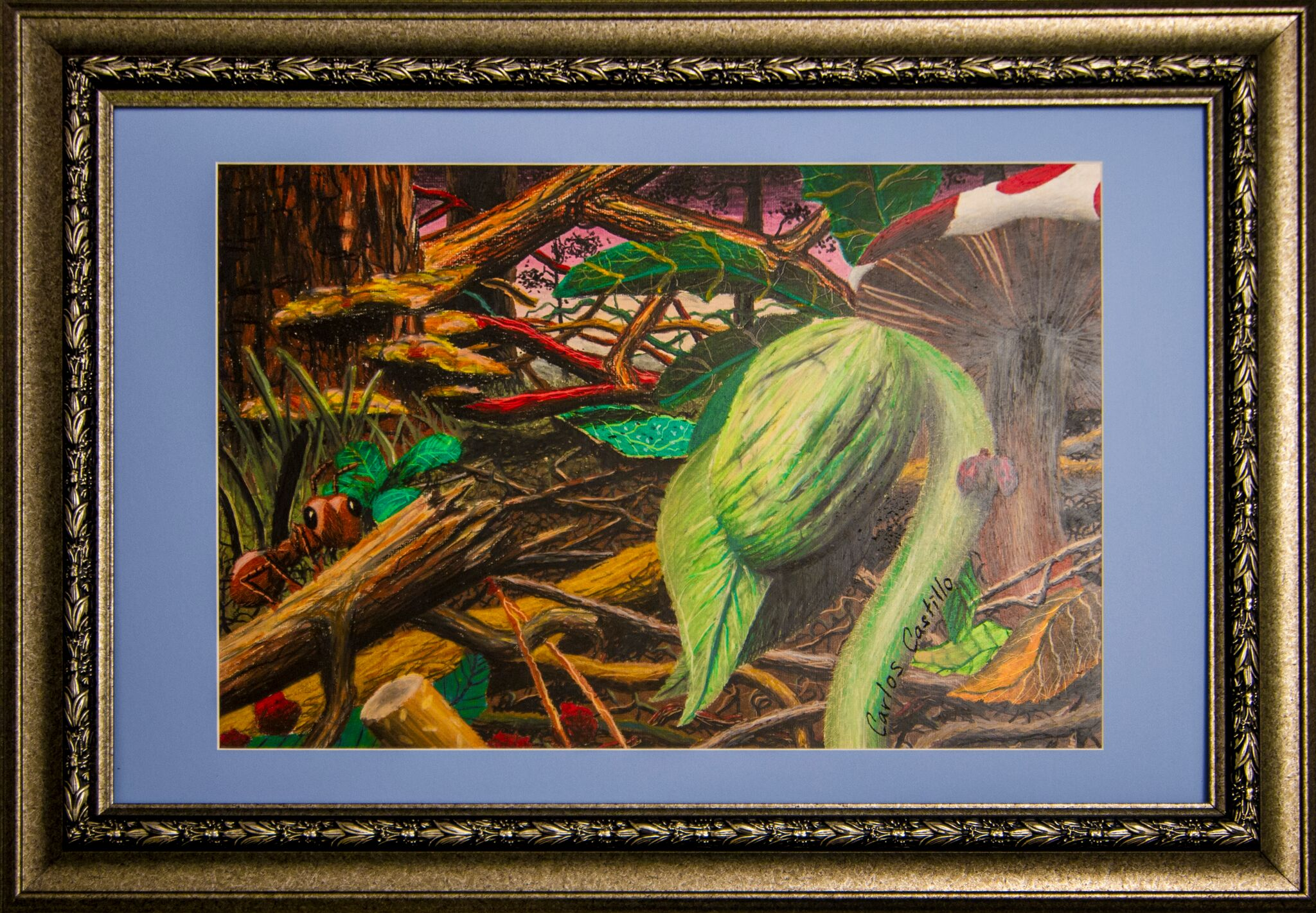 High Expectations by Carlos Castillo (1999) - $420