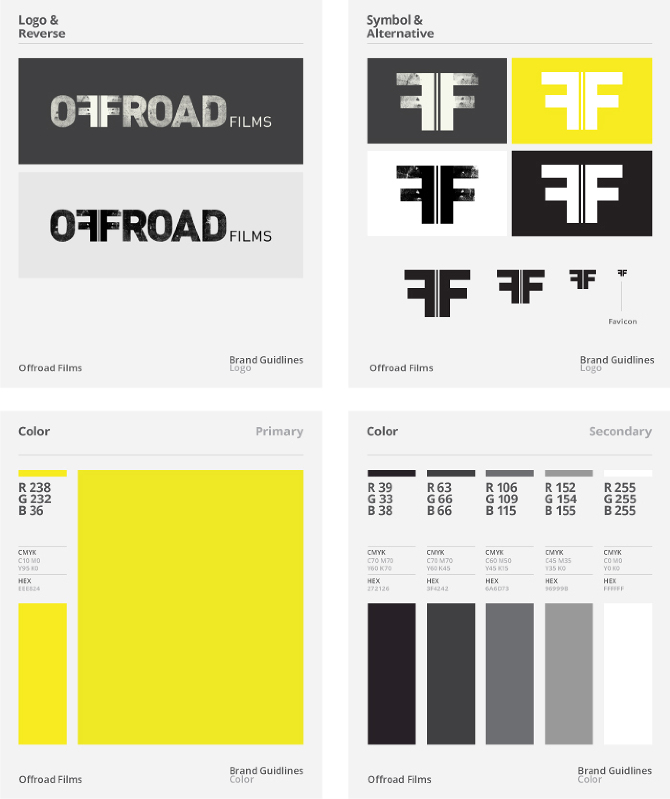 Brand Identity / Guidelines.