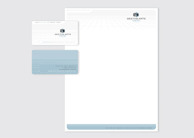 Business Stationery.