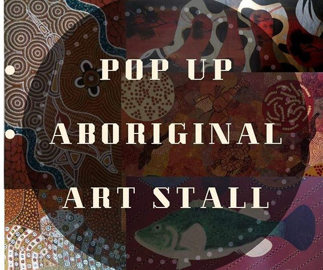 Another unique Art Display and Stall for our Christmas Twilight Market on Thursday 🎄🌟🎄 10+ Aboriginal Artists will have their artwork at the Pop Up Aboriginal Art Stall this coming Thursday 20th of December from 5pm - 9pm at Swan Hill Christmas Twilight Market at Riverside Park🎄 We don't often have the chance to see so many local artists in one place! 🎄 Artists: Lucy Connelly, Sue Connelly, Wayne Walsh, Elliot Chaplin, Kieaminda Charles, Theresa Edwards, Rock Kirby, Heather McCartney, Arron Nichols, Oliver Wise, Kenita-Lee McCartney.  Items for sale include Framed artwork, canvas pieces, boomerangs, didgeridoos, coolamans, watercolor paintings, authentic Aboriginal earrings, jewelry, clap sticks, Necklaces, Arm bands, chopping boards, traditional weaving, & dilly bags. Eftpos will be available and gift wrapping!  A Smoking Ceremony and Welcome To Country will start the day's event.  For thousands of years they have been used to cleanse the country, welcome others onto country and warn off bad spirits.  We are privileged to have this very special ceremony as part of our Christmas Market and look forward to your support and community spirit in our biggest Christmas Market ever 👍🎄🎶🎅🎄🎅🎵💕🌟🎄 .