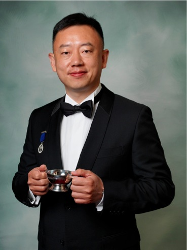Jacky Zhang                                    Managing Director                               & Keeper of the Quaich