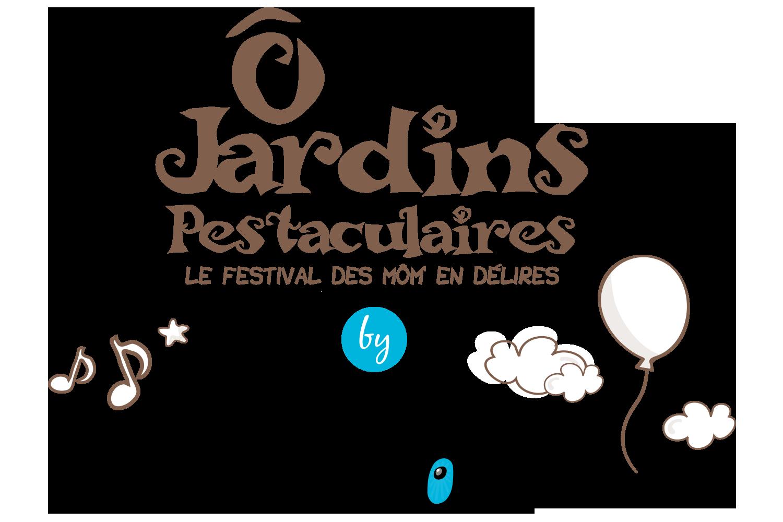 Identité visuelle création logo_Shebam_0 jardins pestaculaires_Rennes