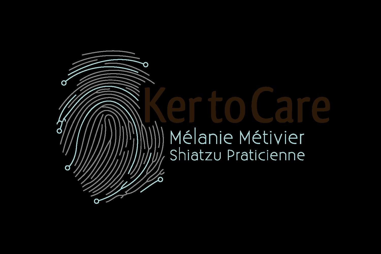 Identité visuelle création logo_Shebam_ker to care