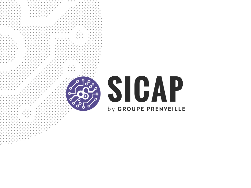 Nouveau logo SICAP
