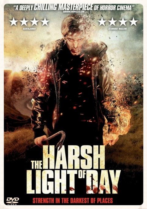 The Harsh Light of Day - My first feature film, actually my grad project, available on general release in the UK, US and China.