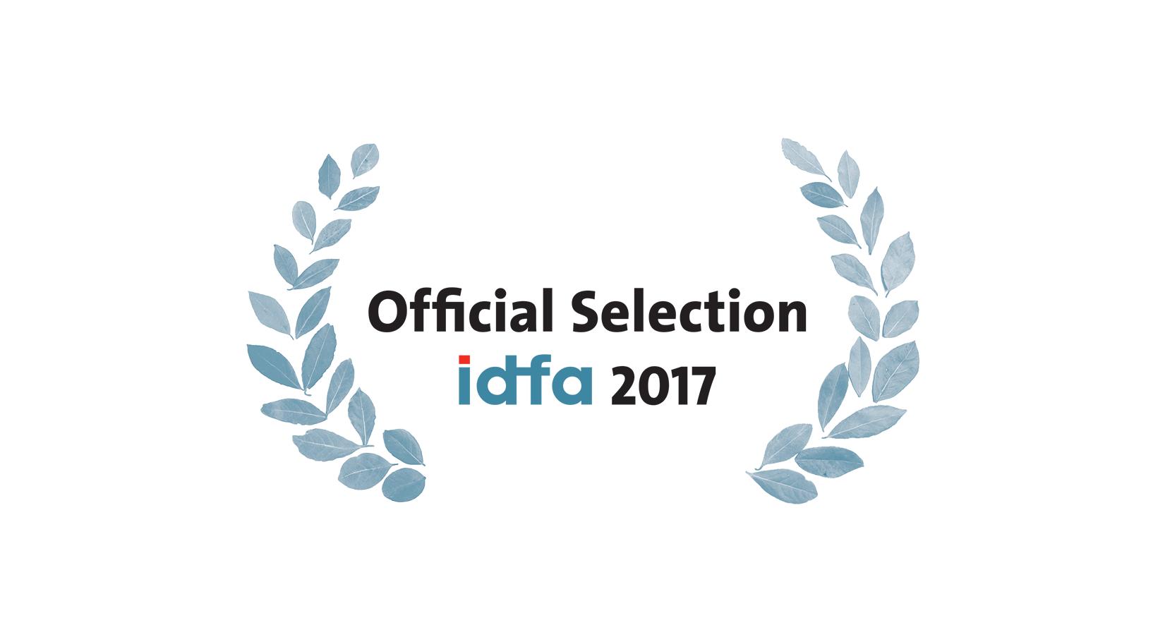 IDFA laureaat official selection 2017.png
