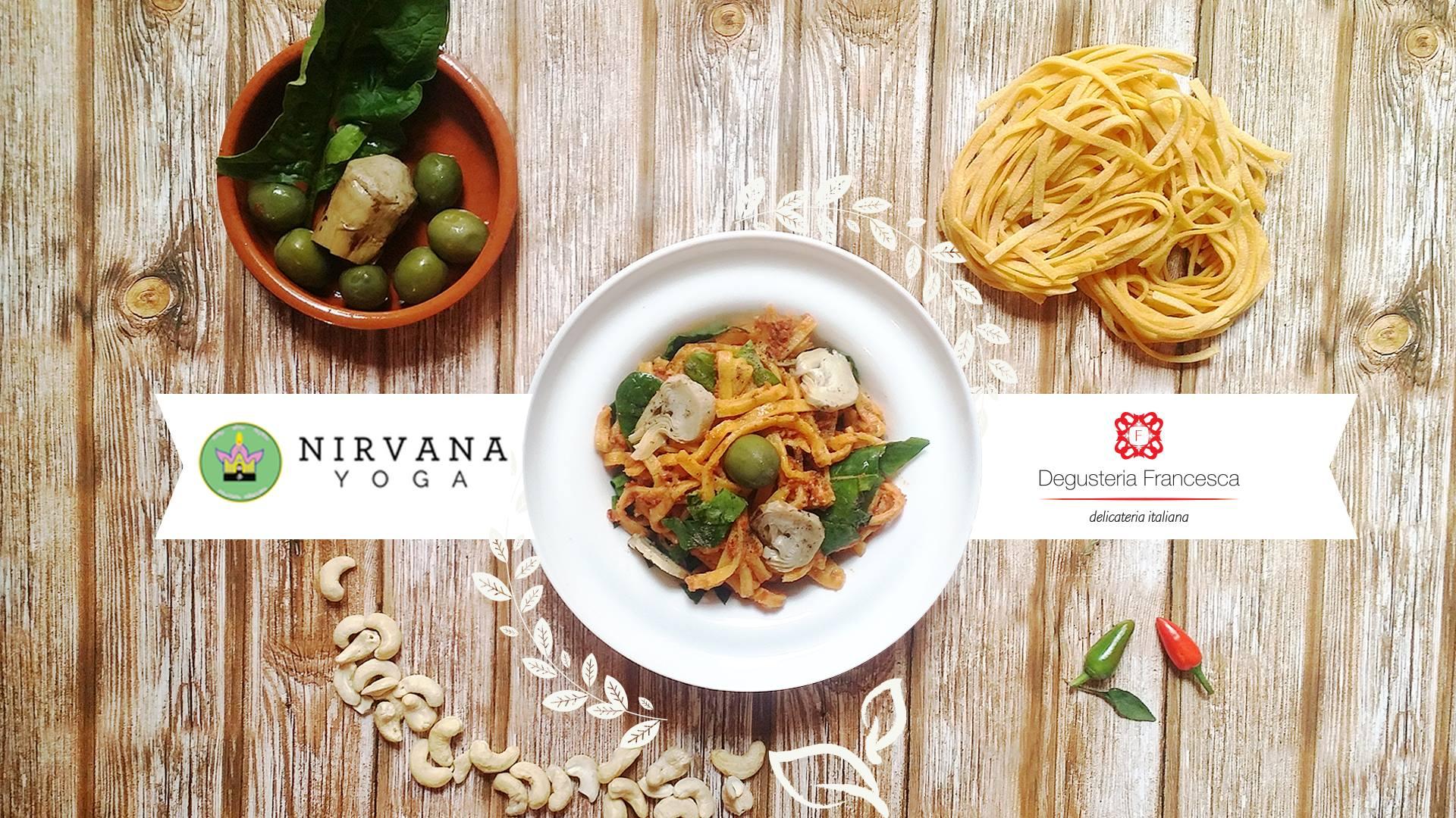 atelier de gatit italieneste, alimentatie sanatoasa, echilibrata,