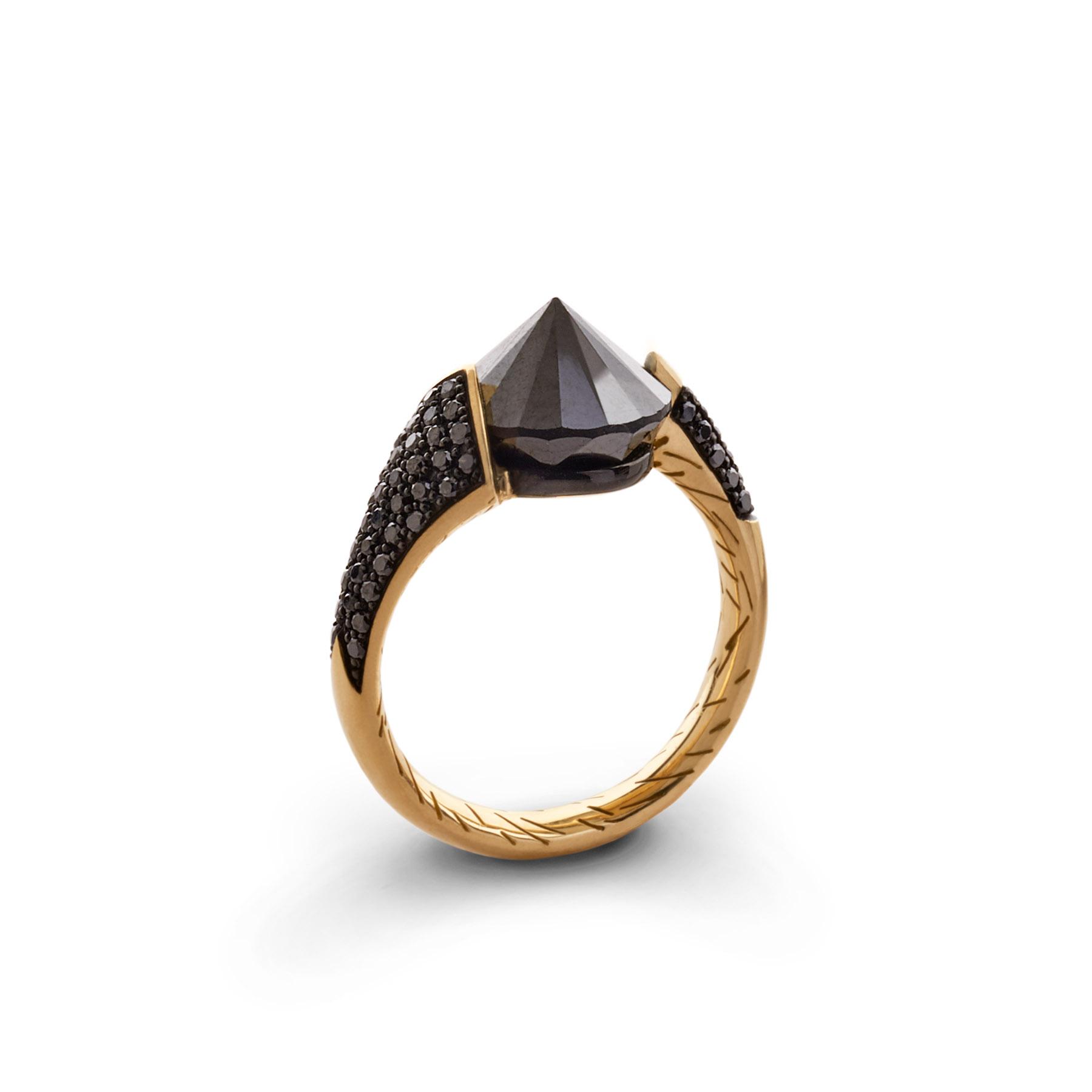 Bear Claw Ring