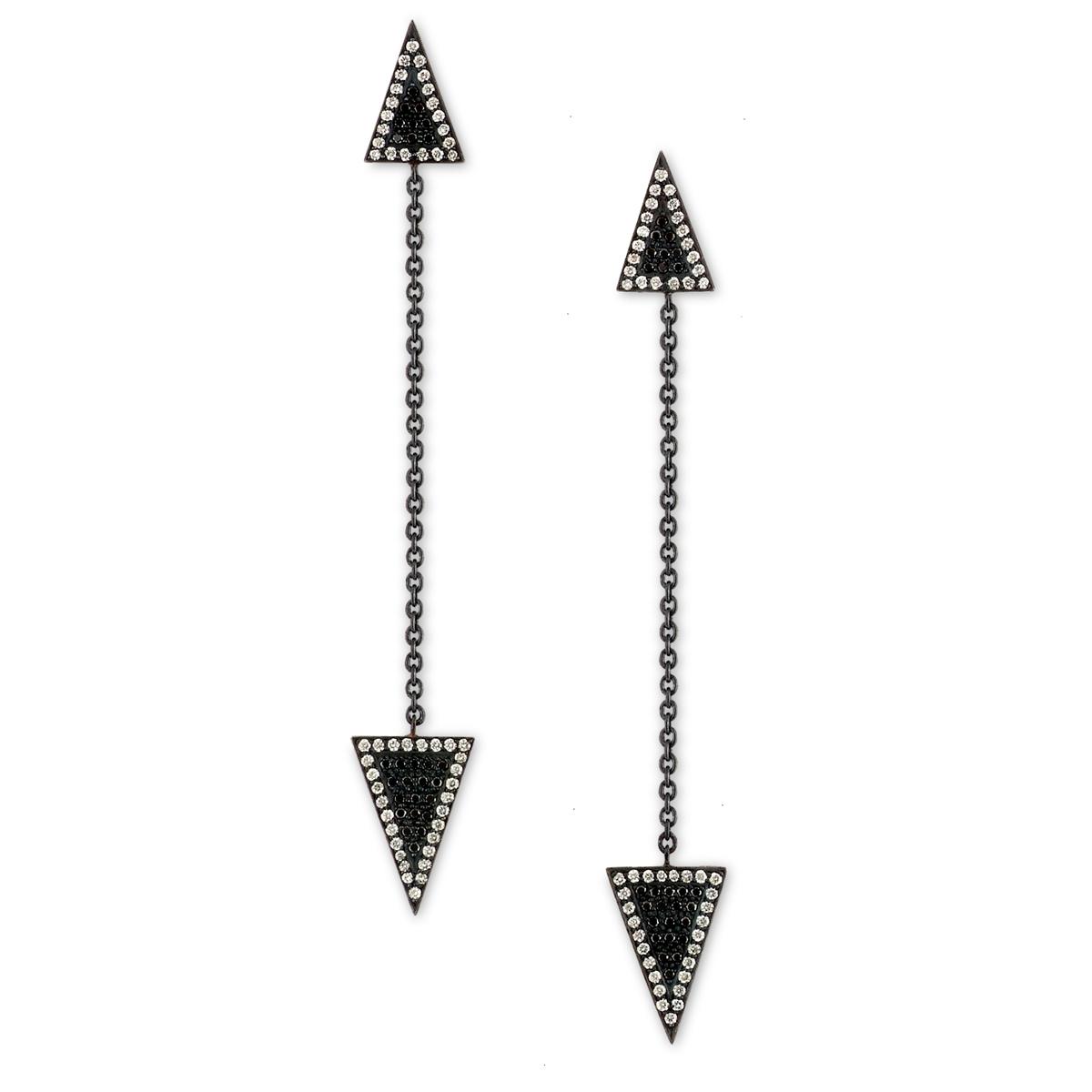 Black-and-white-diamond-arrow-head-ear-pendants.jpg