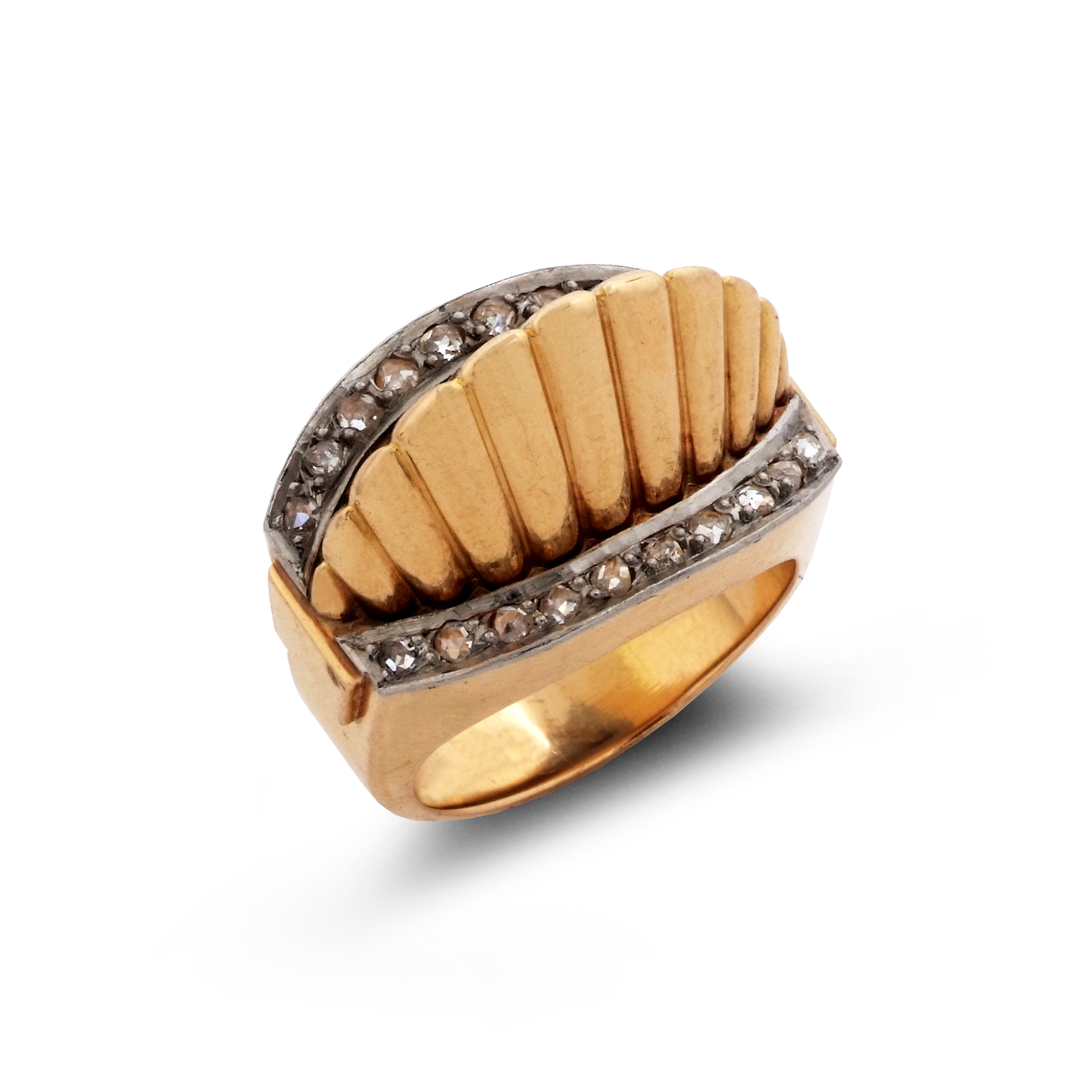 Antique-diamond-and-18ct-yellow-gold-40s-cocktail-ring-SN17.jpg