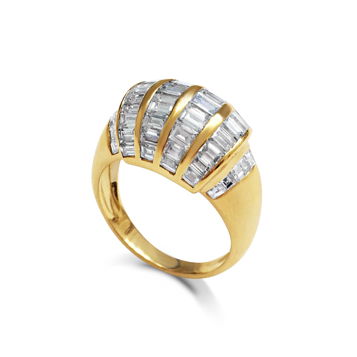 Vintage-square-and baguette-cut-diamond-domed-cocktail-ring-SN169-2.jpg