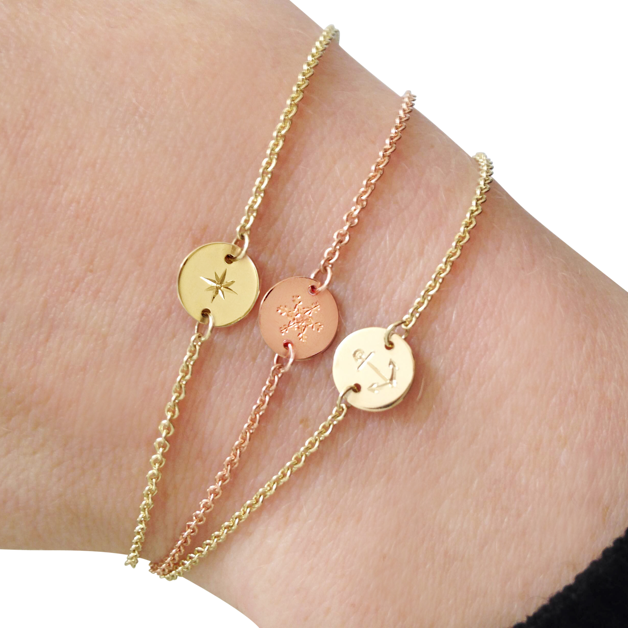 9ct-yellow-and-rose-gold-disc-bracelets-2.jpg
