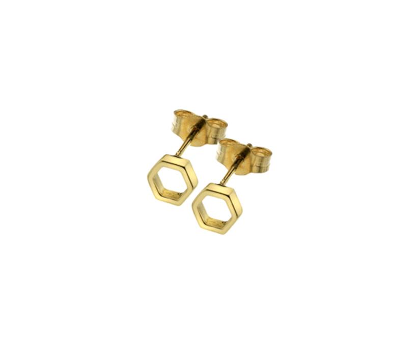 9ct-yellow-gold-hexagonal-earstuds-SN190-1.jpg