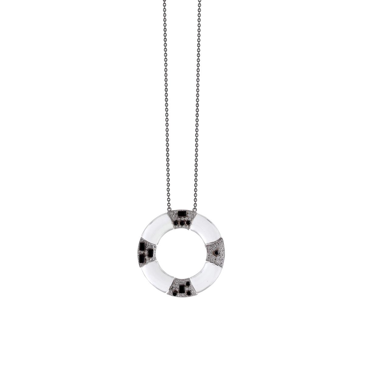 Rock-crystal-onyx-and-diamond-'Love'-pendant.jpg